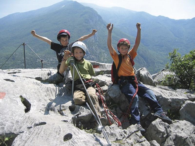 Park Hotel Il Vigneto Arco Garda Lake Italy Climbing On