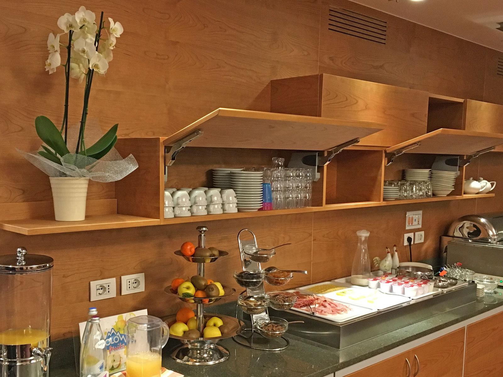 Park Hotel Il Vigneto Garni Arco Gardasee Italien Frühstück Und